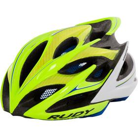 82c666f27b Rudy Project Windmax - Casco de carretera - amarillo/verde